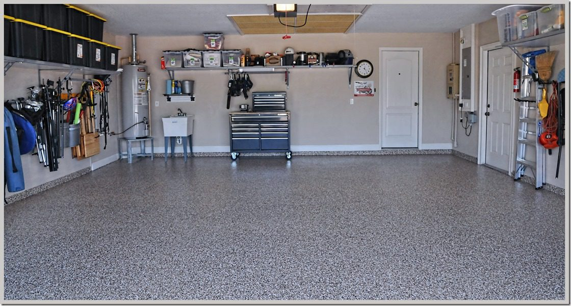 Garage Floors Concrete Coatings Polyaspartic Coatings